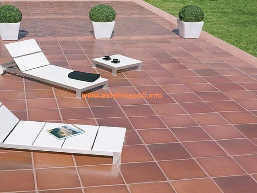 Beautiful Pavimentazione Terrazzo Photos - Amazing Design Ideas ...